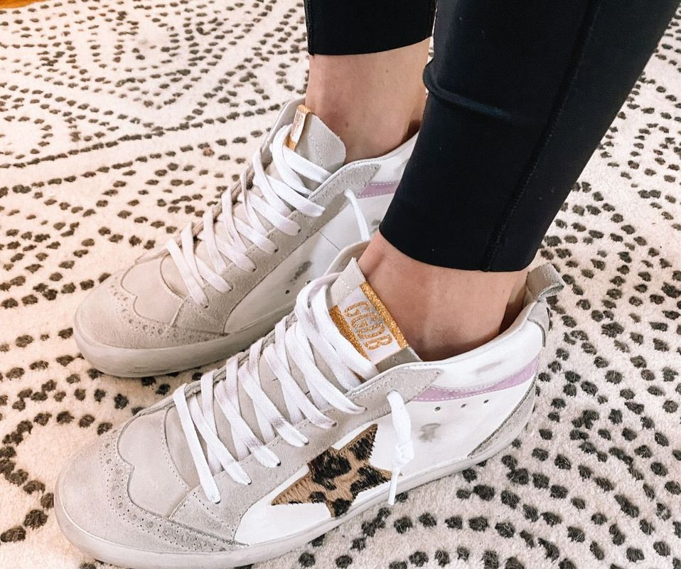 Golden Goose Shoes Our Starter Sneakers