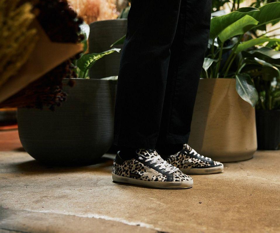 Golden Goose Sneakers Collar