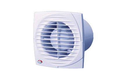 Ventilator axial 100mm cu jaluzele Vents