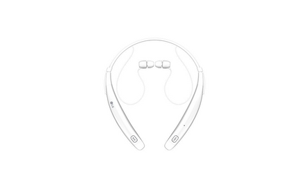 Lg Hbs-770 White Tone Pro Wireless Stereo Headset