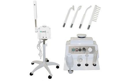 Pro-2277 2 In 1 Facial Steamer & High Frequency Fa
