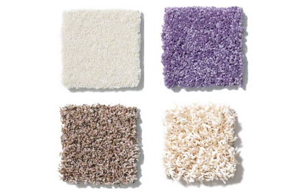 Plush & Textured Carpets
