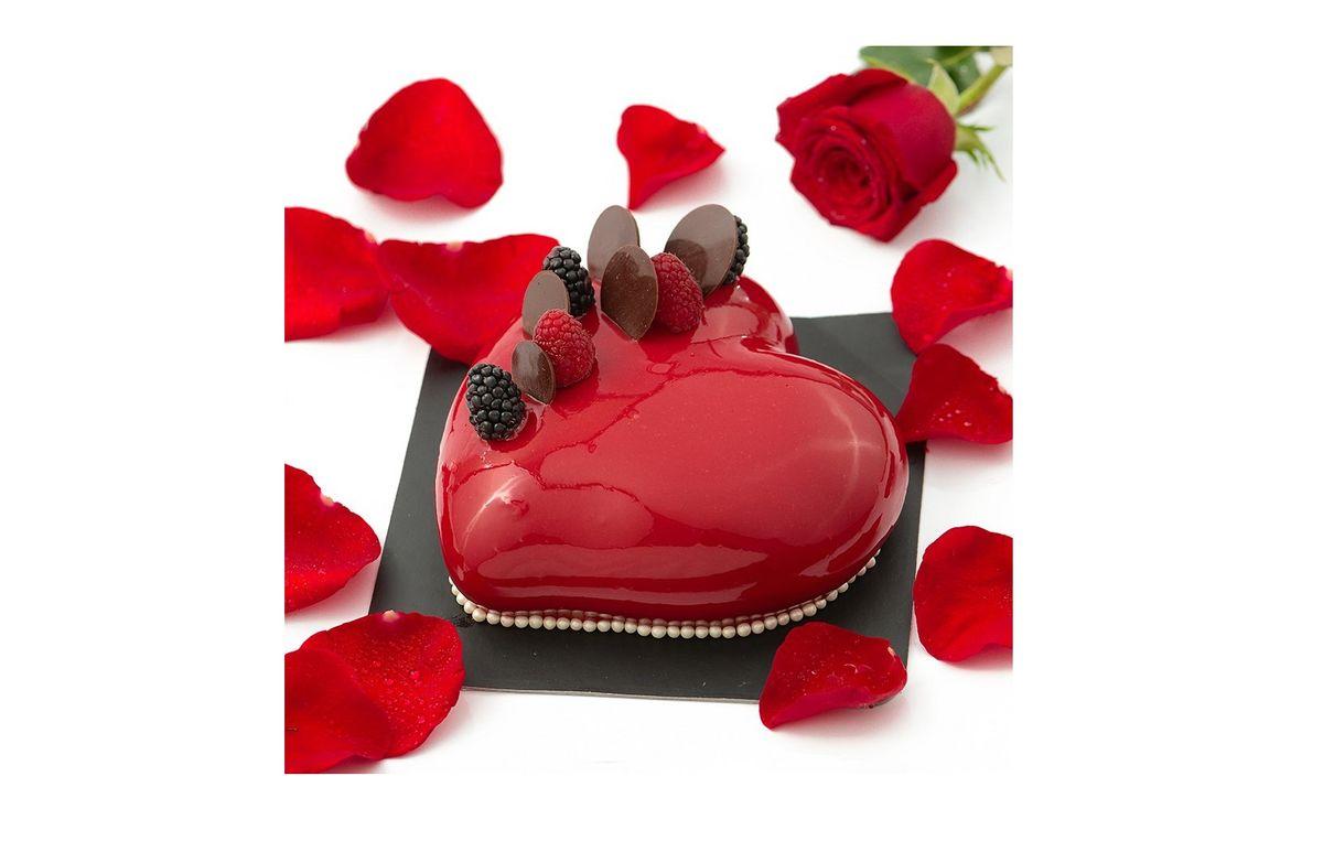 Tort Rouge et Noir