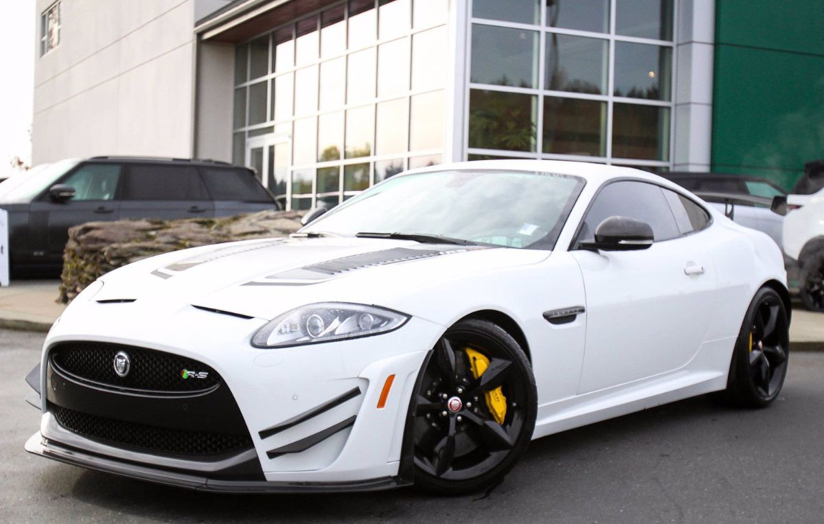 Jaguar XK XKR-S GT With Navigation