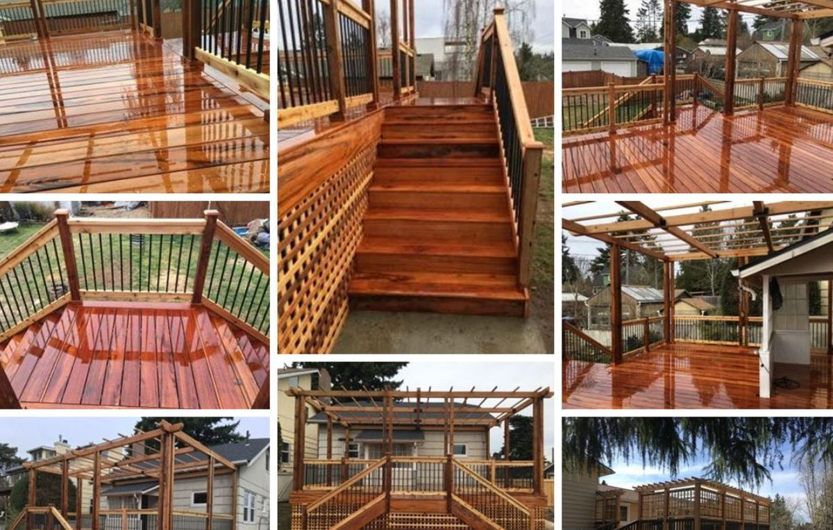 Custom Deck And Roof Coverings