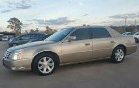 Cadillac DTS 20 06