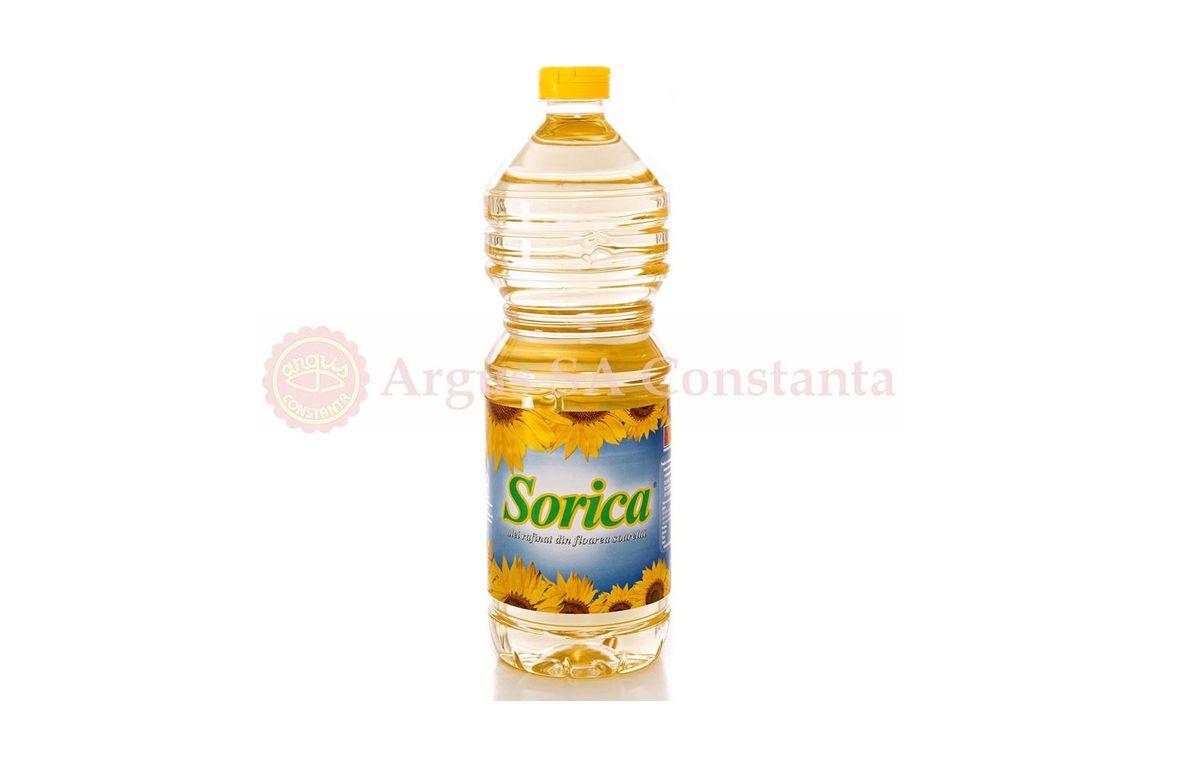 Ulei Floarea Soarelui Sorica 1 L