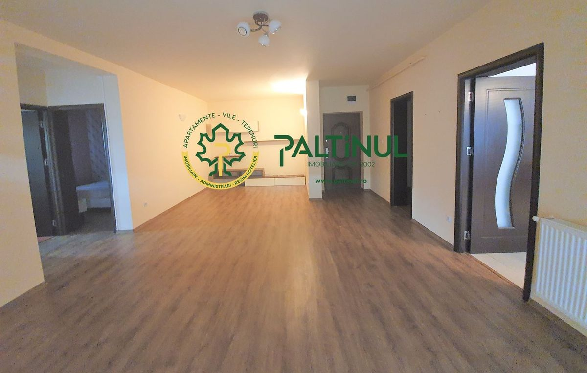 Apartament 3 camere et.1 cu balcon