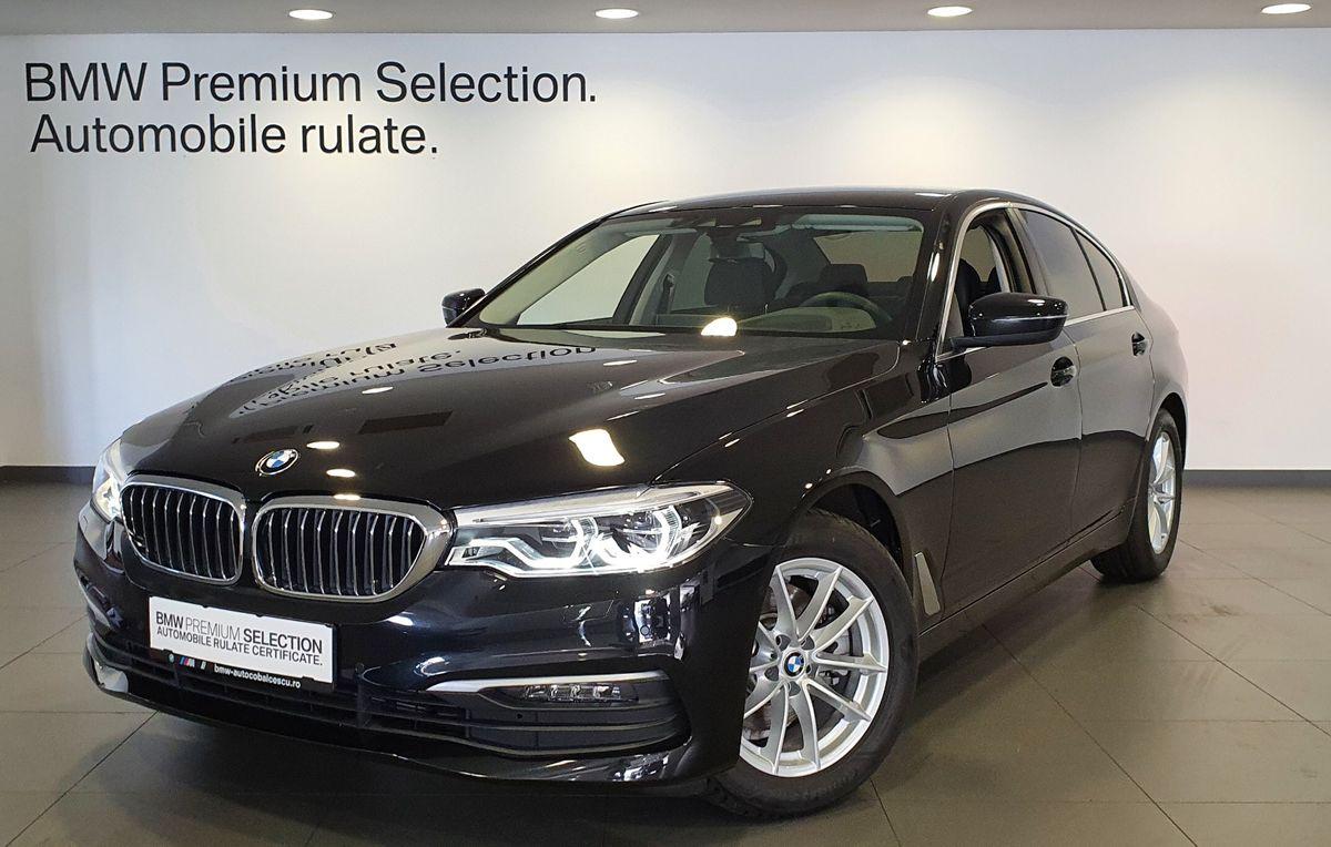 BMW Seria 5 Sedan 520d xDrive