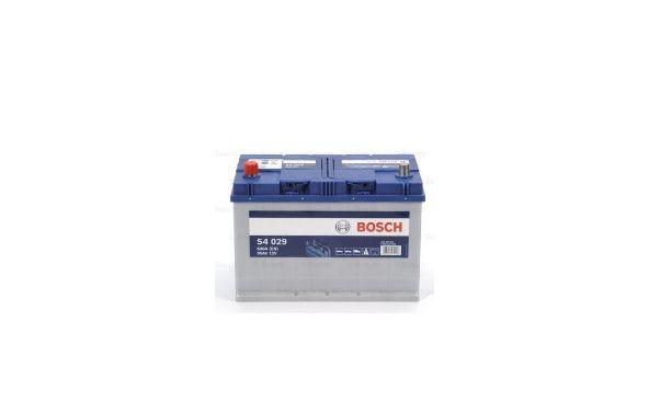 Baterie auto Bosch S4 Asia 95Ah borna inversa