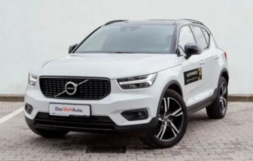 Volvo XC40 D4 R-Design AWD Geartronic