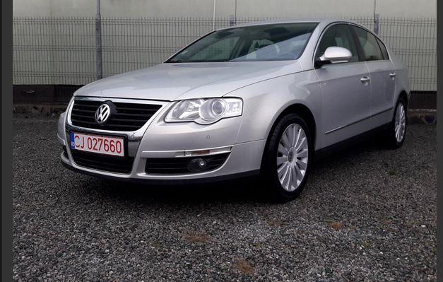 VW Passat 2009 Limuzina