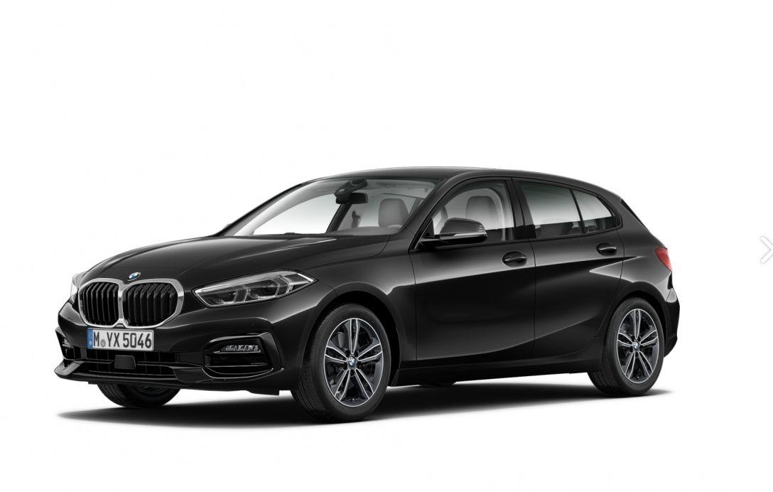 BMW 118d Hatch