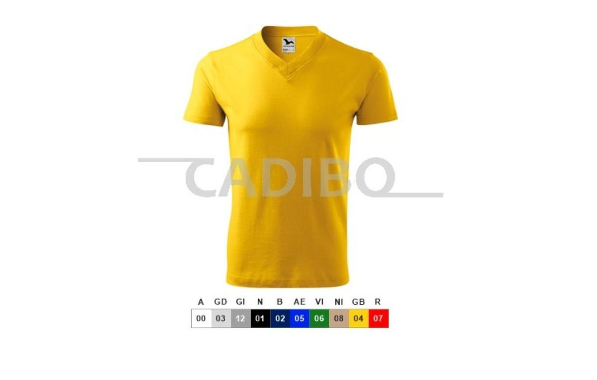 Tricou Unisex V-neck, 102