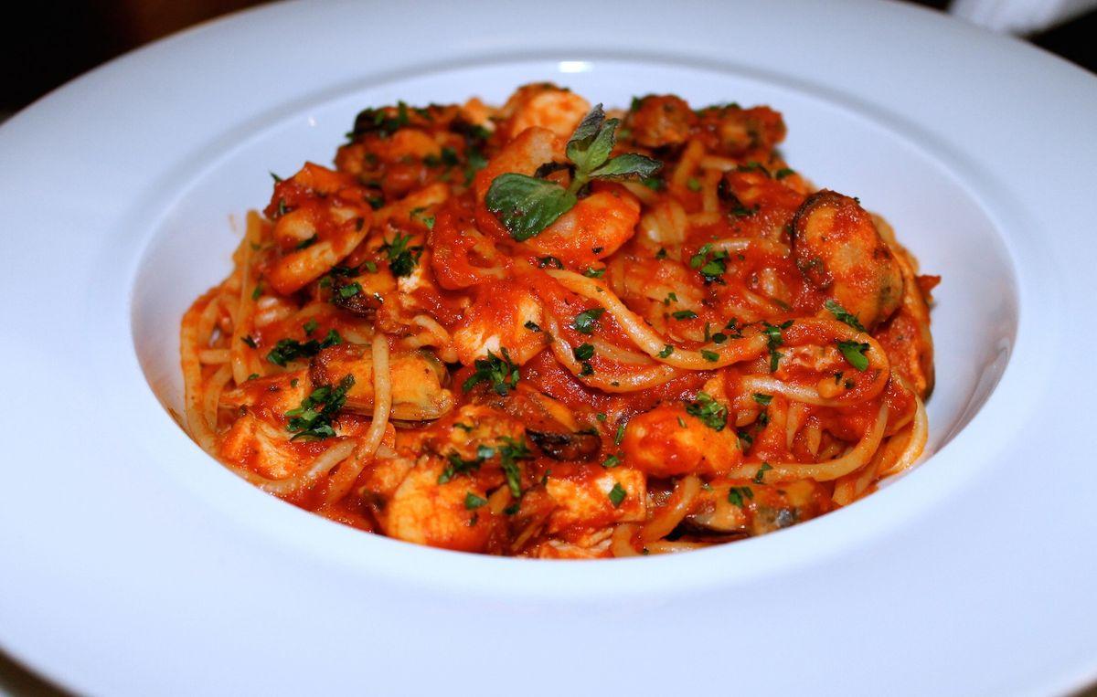 Spaghetti Frutti Di Mare 350g