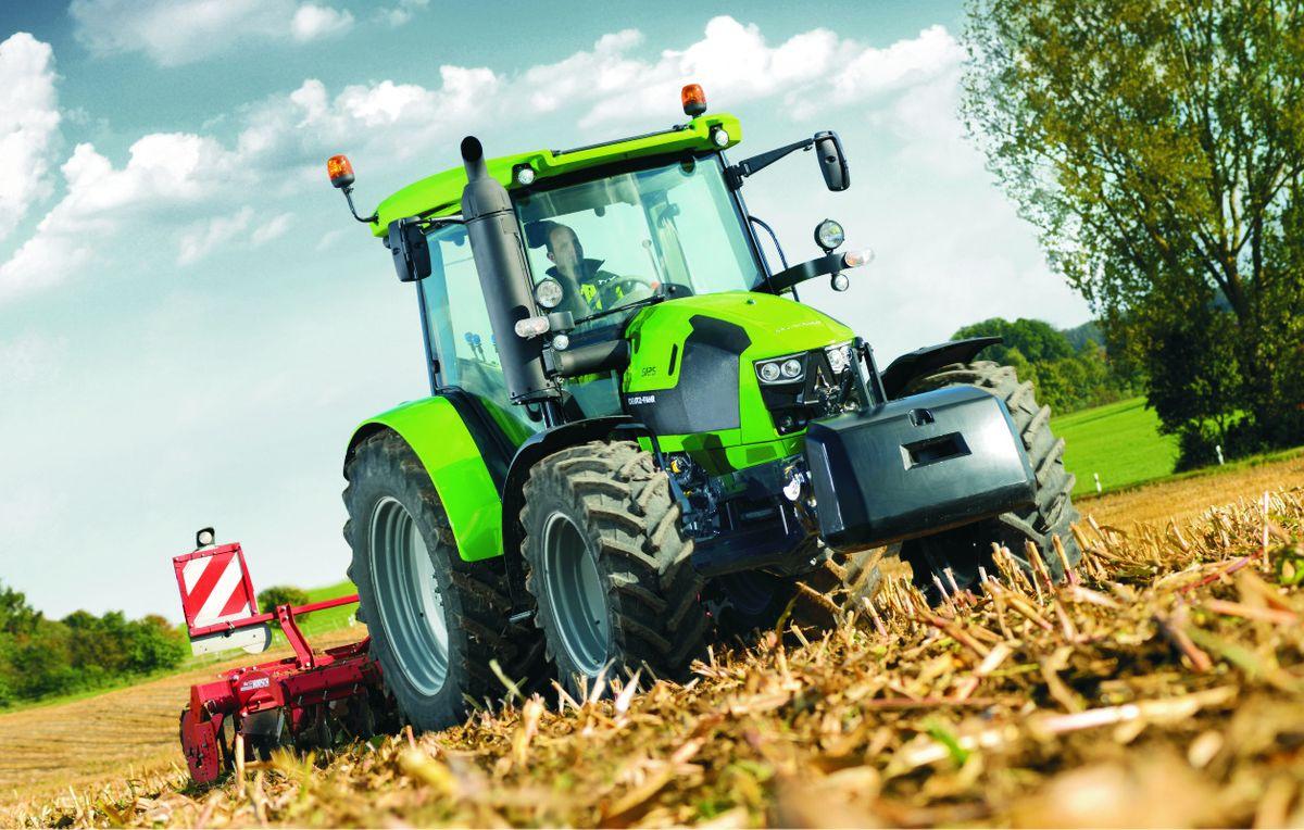 Tractor Deutz-fahr Seria 5
