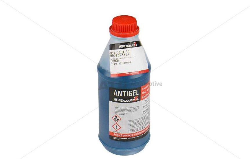 ANTIGEL 1 KG (G11) 0,9 L ATP ATP AUTOMOTIVE