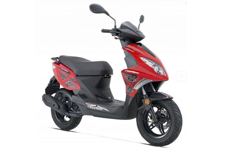 KEEWAY F-act EVO, scuter 50cc (cat. AM sau B)