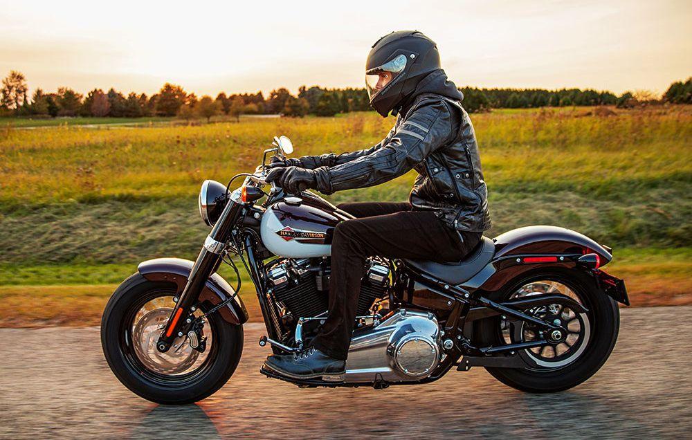 Motociclete Softail Slim