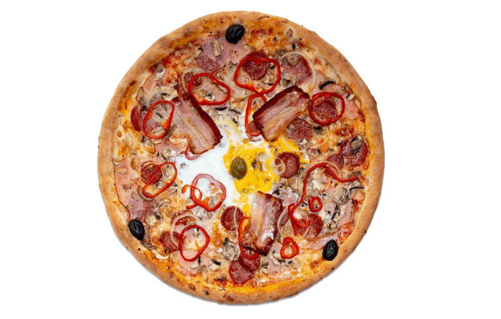 Pizza Della Cassa