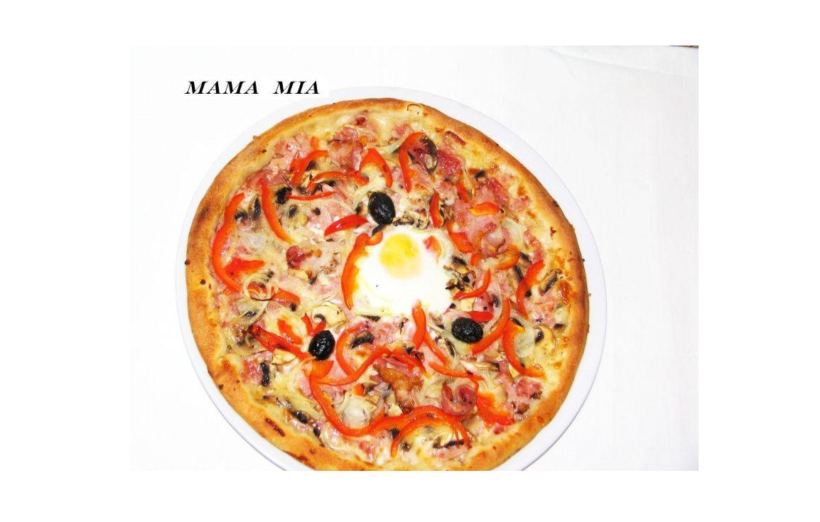 Pizza Nuova Mama Mia