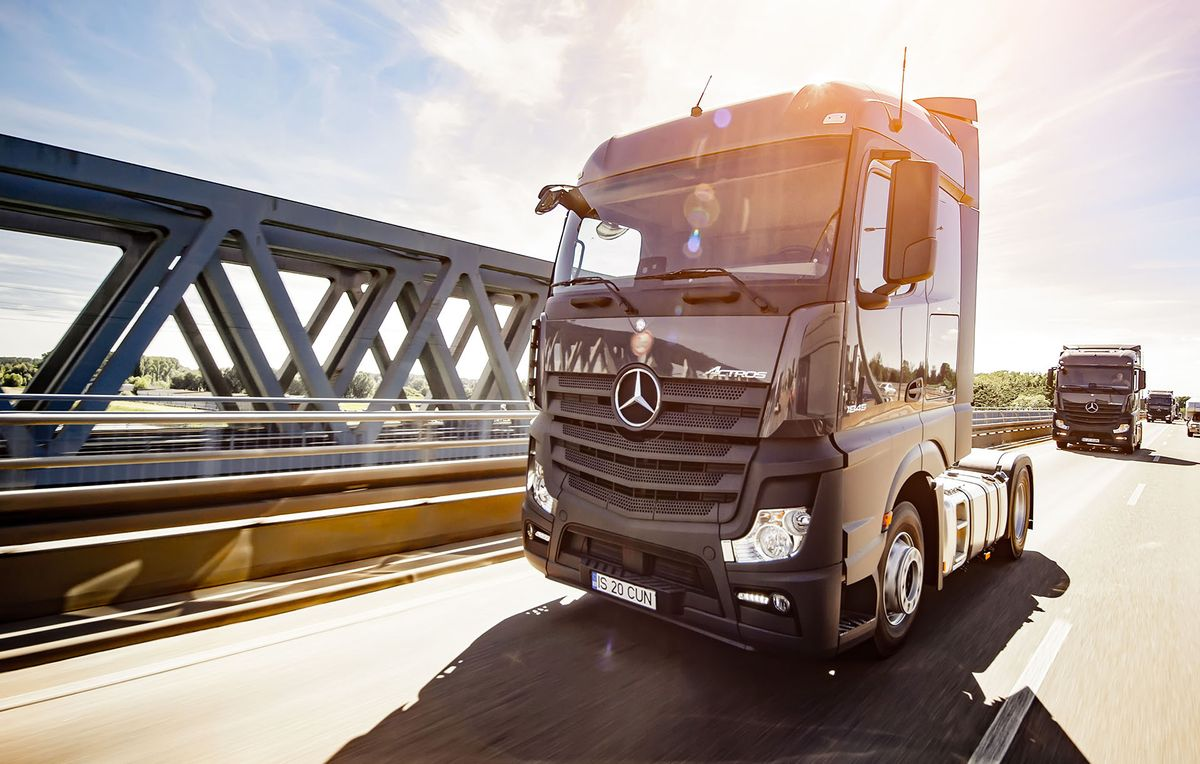C.U.N. Cargo Carriers SRL Angajează șoferi profes