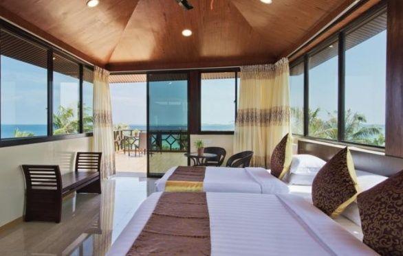 Charter Maldive - Hotel Arena Beach