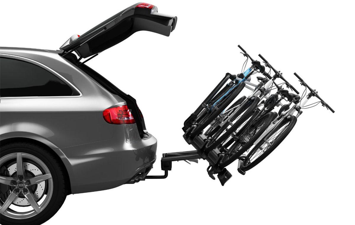 Adaptor THULE VeloCompact pentru a 4 – a bicicleta