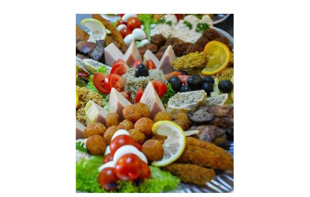 Platouri finger-food delivery