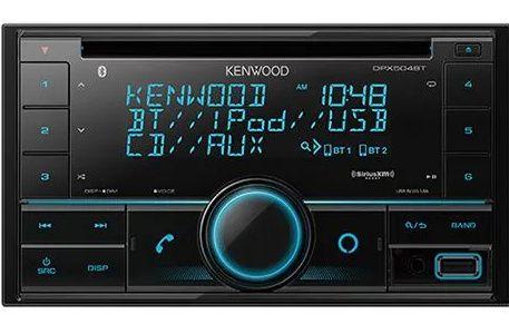 Kenwood DPX504BT CD Receiver
