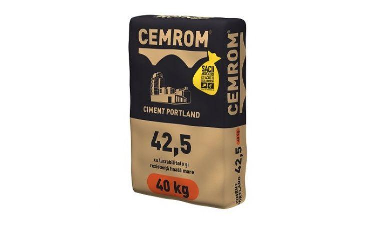 Ciment 40 Kg - Cemrom Cem Ii B/ll 42.5