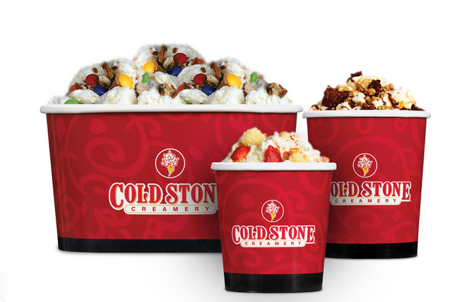 Mix & Go Cold Stone® For Your Freezer