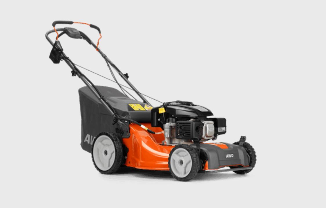 Husqvarna L321AHE Lawn mower Electric start, AWD