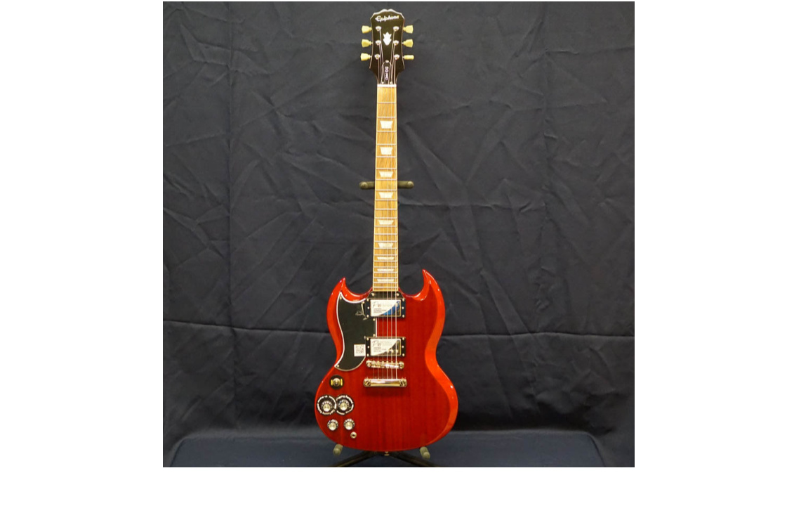 Epiphone G-400 Pro Left-Handed Electric