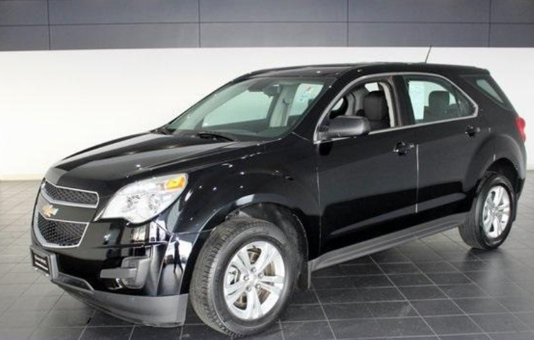 Certified Pre-Owned 2015 Chevrolet Equinox