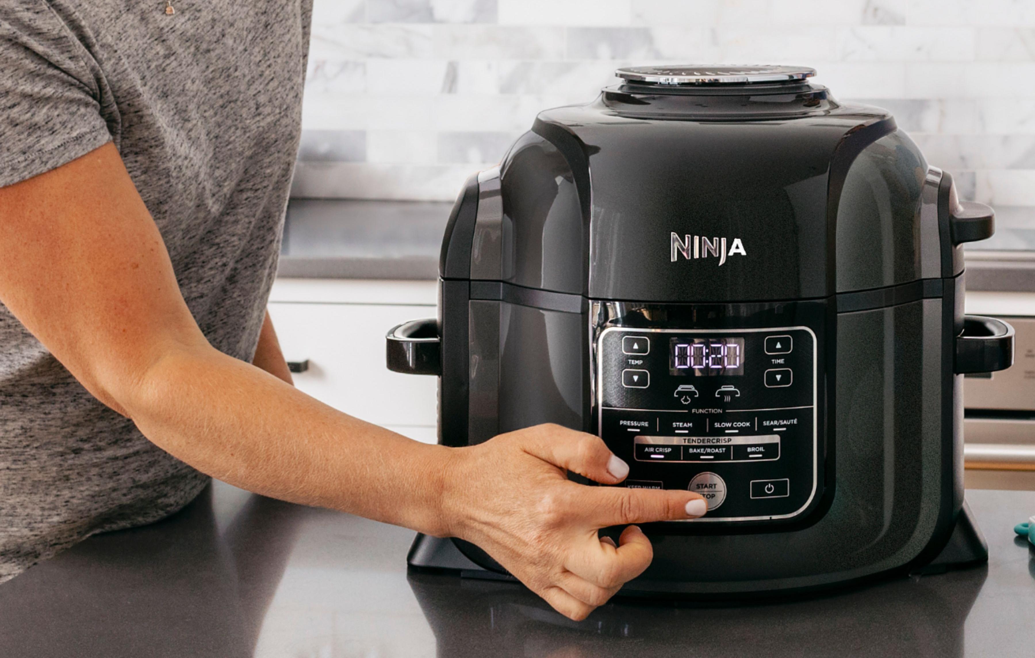 Ninja - Foodi™ 6.5qt Digital Multi Cooker - Black