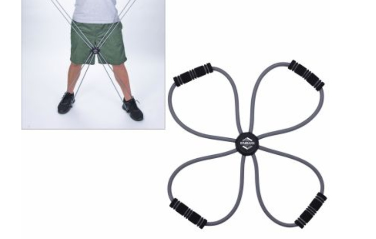 4 Way Exercise Bands