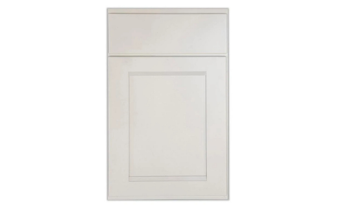 Almond White 36 Inch Sink Base Cabinet