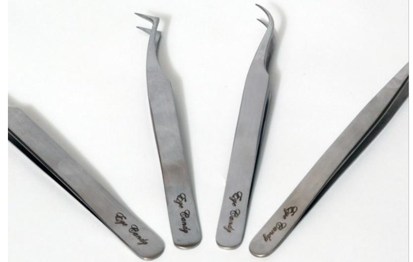 Lash Application Tweezers