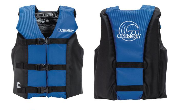 youth NYLON vestS