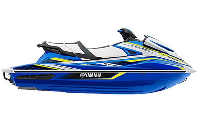 2019 Yamaha Gp1800r
