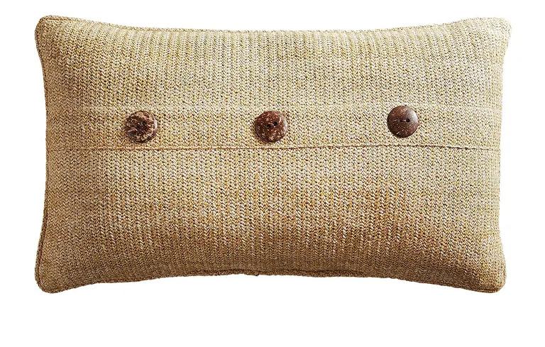 Oblong Natural Pillow