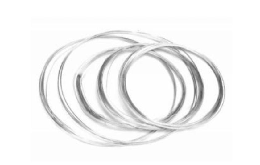 Sterling Silver Wire Half Hard Round
