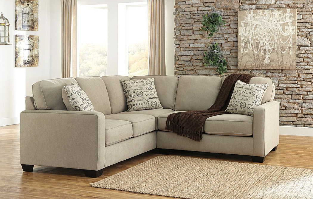 Alenya Quartz LAF Sectional