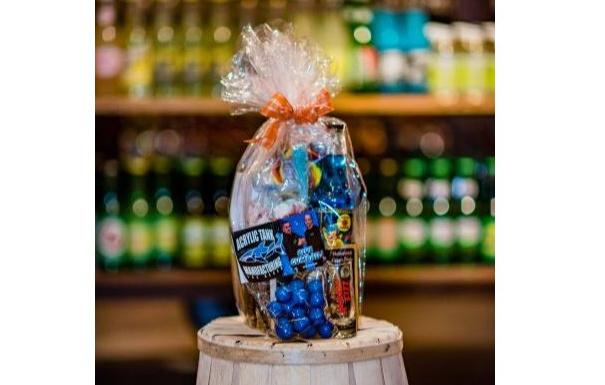 Rocket Fizz Gift Basket – Large
