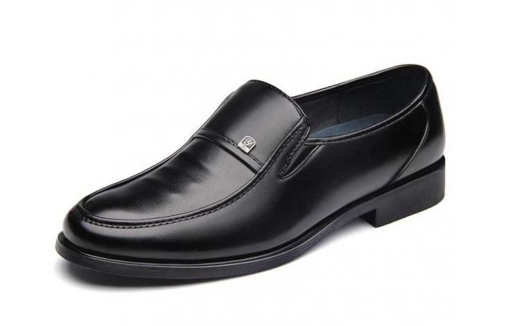 Autumn Winter Leather Dress Shoes