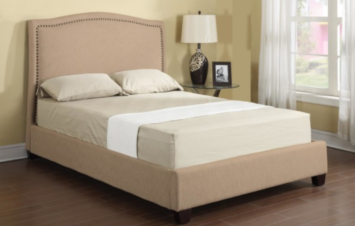 Abigail Upholstered Bed