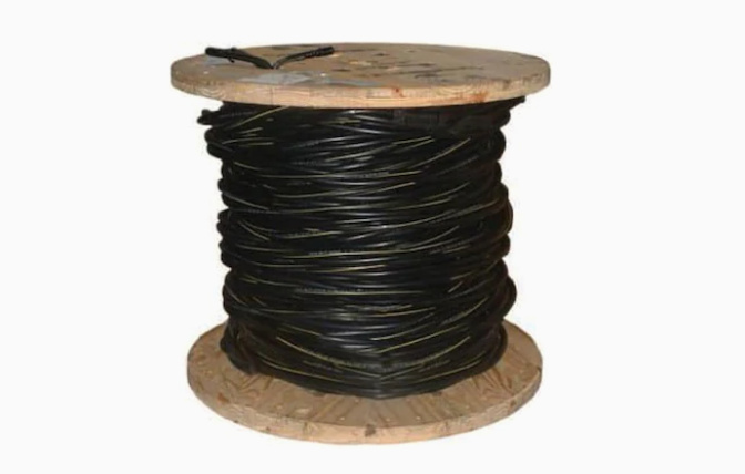 Southwire 1000-ft 4/0-4/0-2/0 Aluminum URD