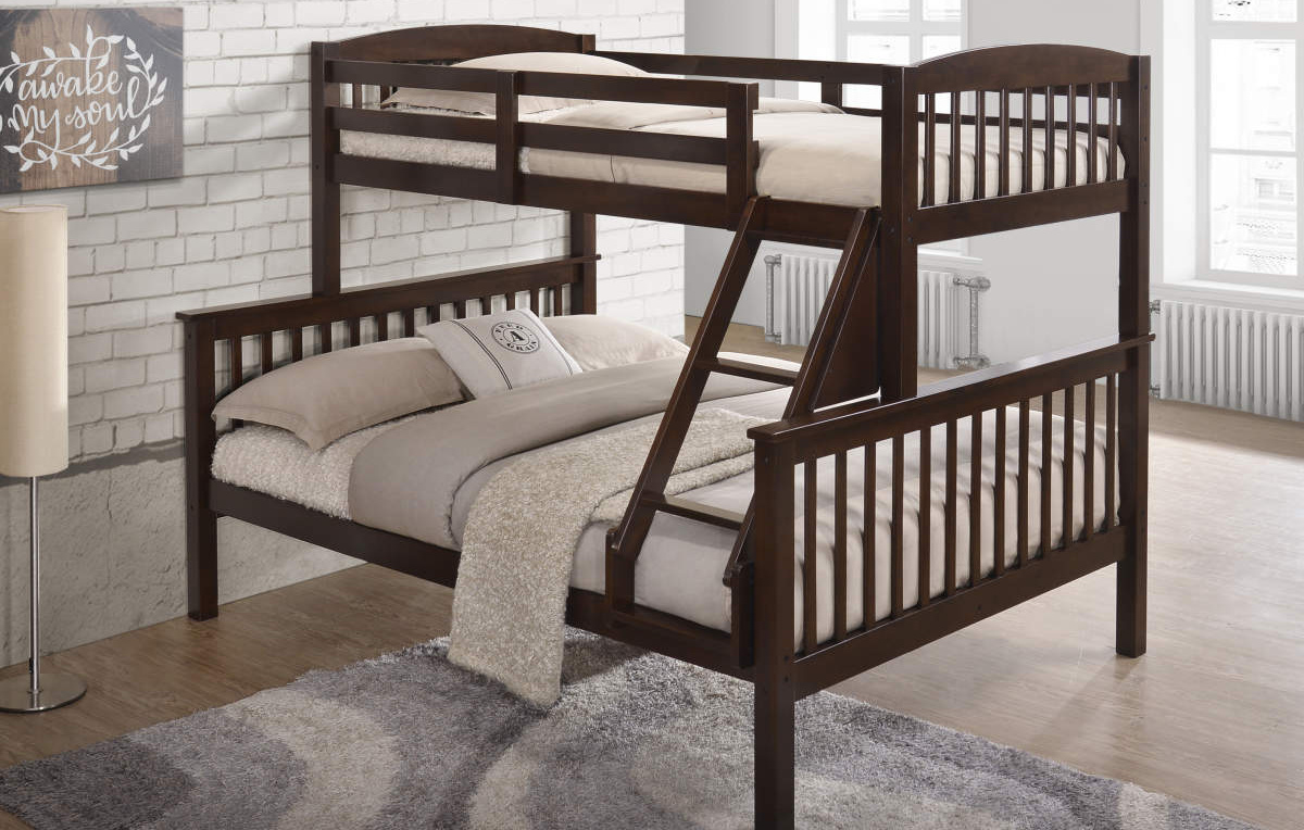 Riley Twin/Full Bunk Bed