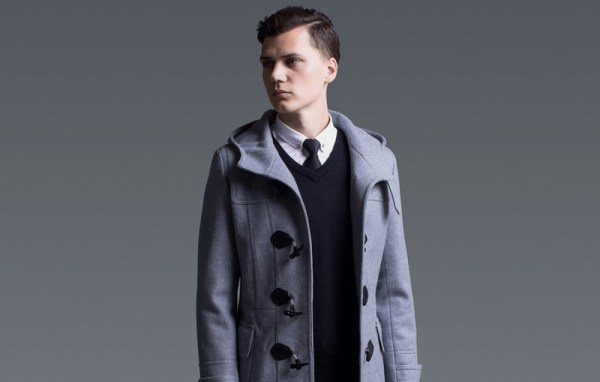 Autumn Winter Fashion Casual Hooded Coat